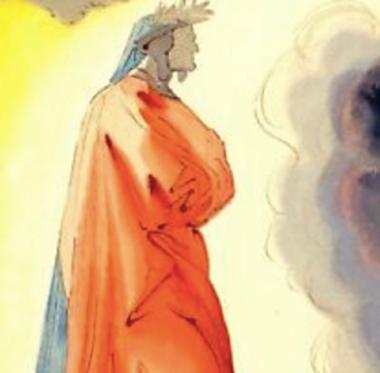 Dante : Salvador Dali